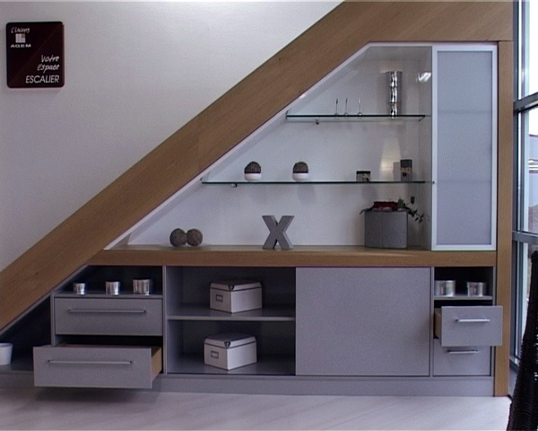 Am nagement for Amenagement etagere cuisine